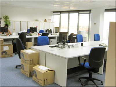 office relocation services Sydney